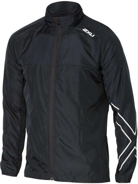 2XU M's XVENT Vapourise Jacket Black/Black